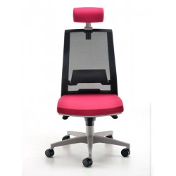 Rome | Fabric Operators Chair with Swivel Base