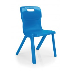 One Piece | Educational Chair with Leg Base
