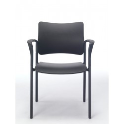Florence | Plastic Chair with Leg Base