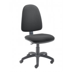 Zoom | Fabric Chair with Swivel Base