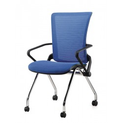 Lii | Ergonomic Mesh Chair with Cantilever Base