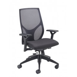 Stealth Lite | Mesh Back Chair with Swivel Base