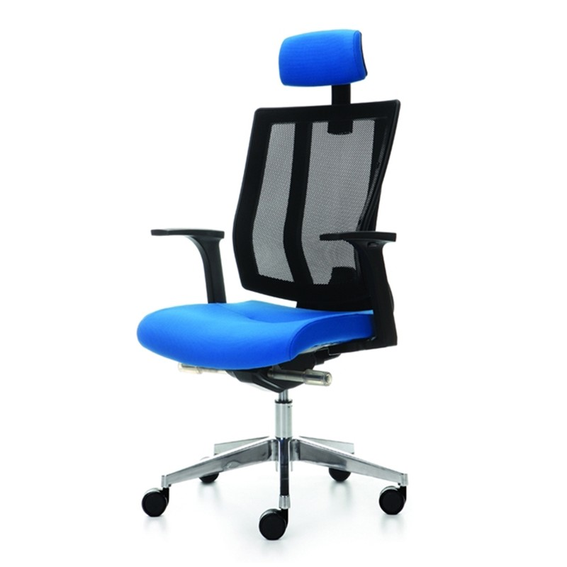 ... Svago | Fabric Chair With Swivel Base ...