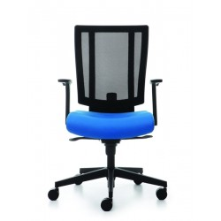 Svago | Fabric Chair with Swivel Base