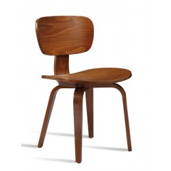 True   Wooden Chair with Leg Base