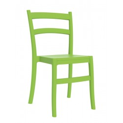 Ego   Plastic Chair with Leg Base