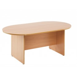 Meeting Table   D-ended Table