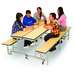 Mobile Folding Bench/Table